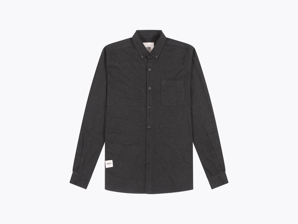 Shaw Shirt - Black Melange