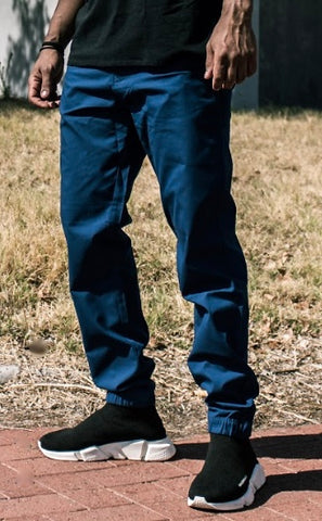 Woodward Pant - Navy