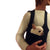 UNISEX DOG CARRIER A HANDSFREE BOTH SHOULDER TRAVEL PET SLING