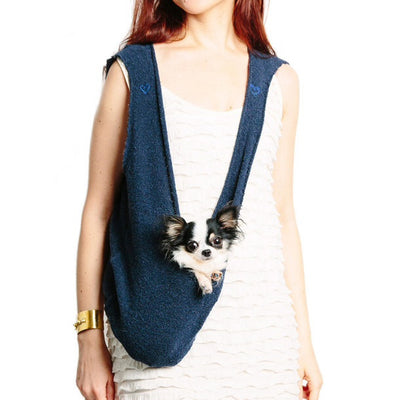 Pocket Scarf Sling Navy