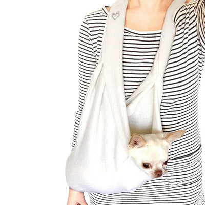 Dog Sling Heart Pup On Shark Tank Dog Carriers And Pet