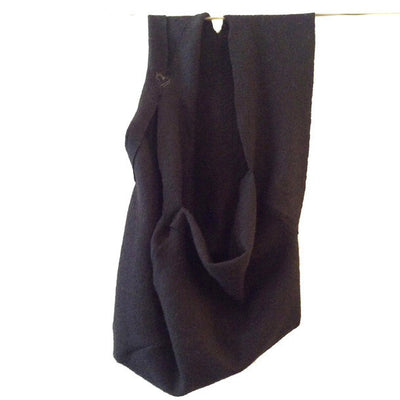 POCKET SCARF SLING BLACK