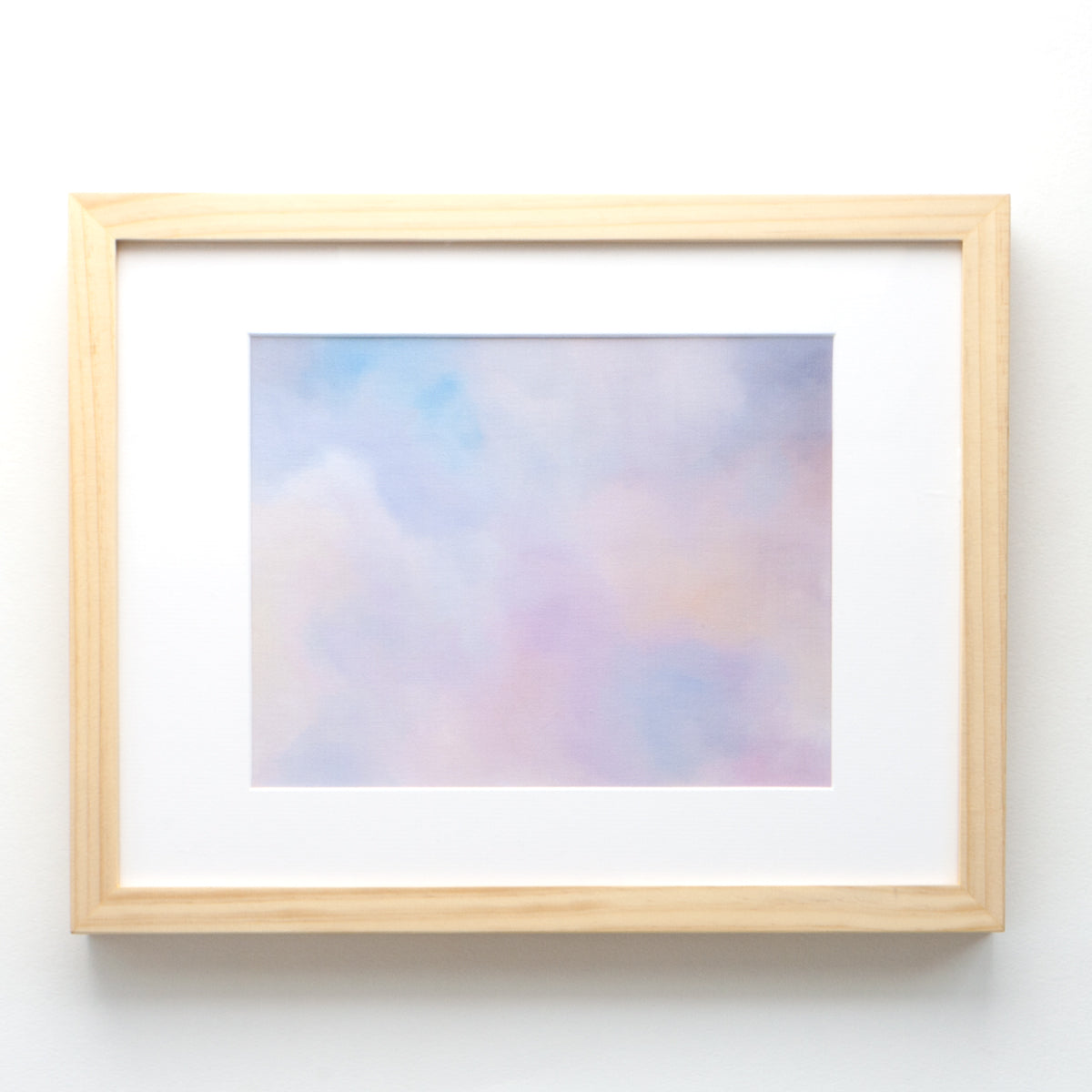How to frame a flat canvas print suite one studio