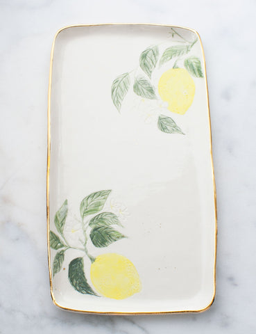 Lemon Serving Slab #3