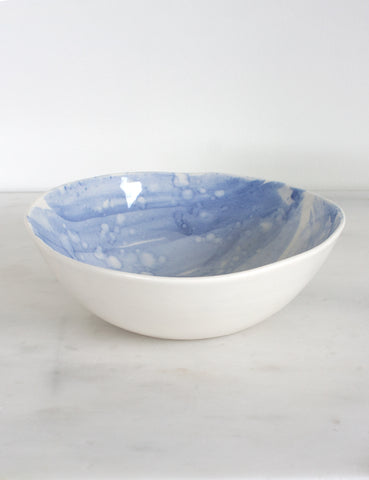 Bijou Bowl in Chambray Wash