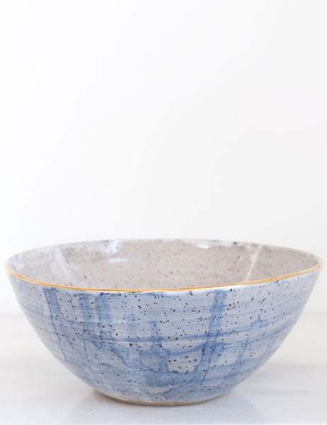 Stoneware Centerpiece Bowl: The Jean