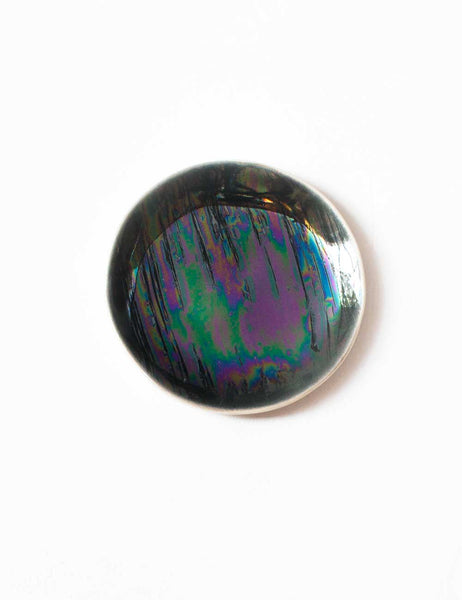 Ring Dish in Oil Slick
