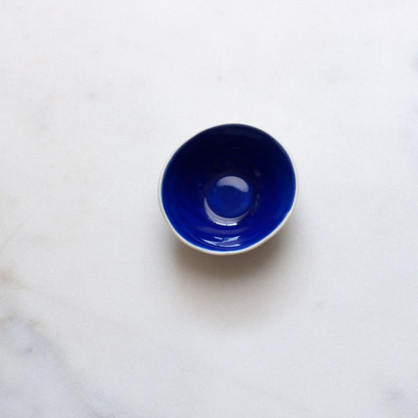 Seconds Mini Bowl in Cobalt