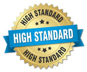 Our Standards: Quality, Service and Selection