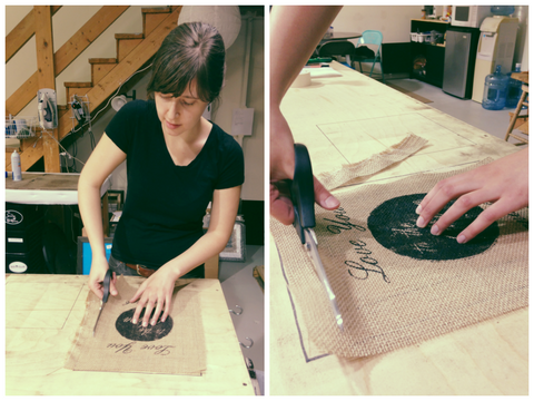 DIY: How to Frame Your Print – Fiber and Water