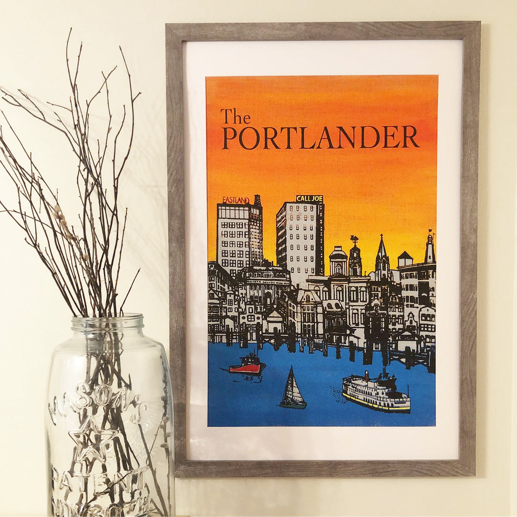 The Portlander (Limited Edition)
