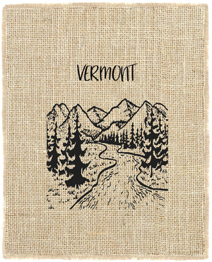 Vermont Mountains