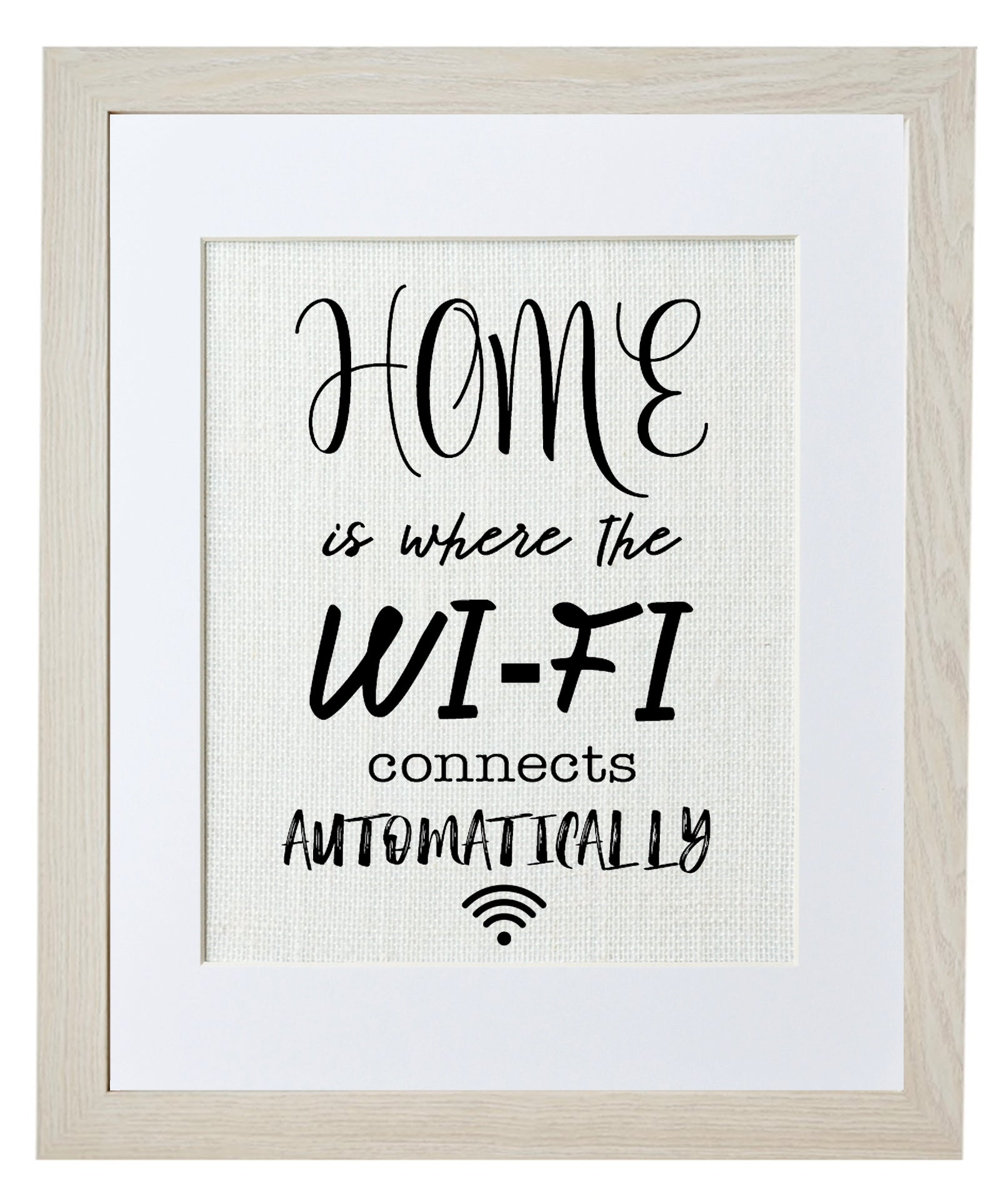 Home is WIFI