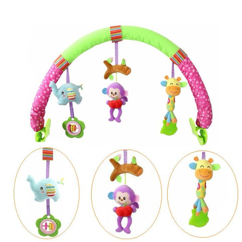 Newborn Baby Stroller Cute Toy