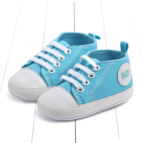 Newborn Classic  Baby Shoes