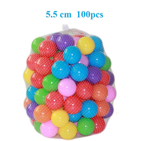 100 Colorful Ball