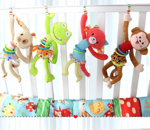 Hanging Animal Stroller Toy