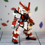 Astray Red Frame Building Blocks