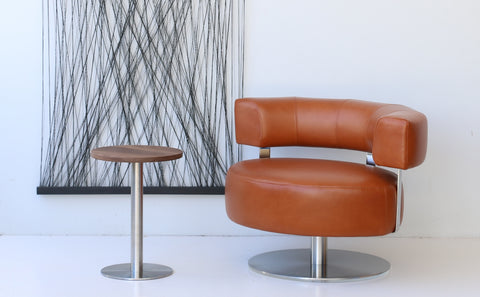 Antero chair and Neo side table