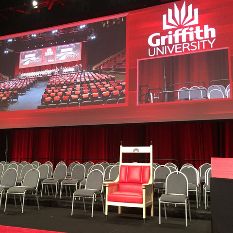 Griffith University Chancellor's Ceremonial Chair