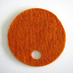 Villa coaster orange melange