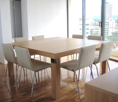 Markus table with Alexander chairs