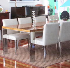 Pietari table with Markus chairs