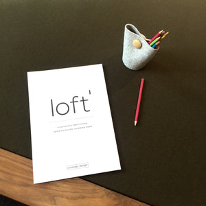Loft colouring book