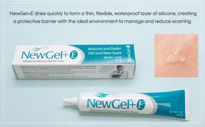 New Gel+ E Advanced Silicone Gel for Scars 30 g