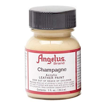 Angelus Acrylic Leather Paint (Champagne)
