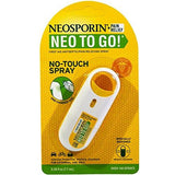Neosporin + Pain Relief Neo To Go! No-Touch Spray 7.7ml