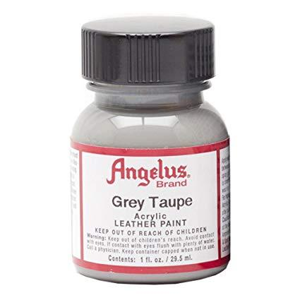 Angelus Acrylic Leather Paint (Grey Taupe)