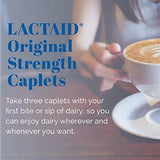 Lactaid Original Lactase Enzyme Supplement 120 Caplets