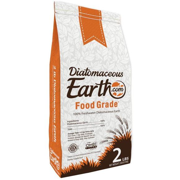 Diatomaceous Earth Food Grade 2 LBS