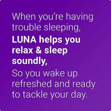 Nested Naturals LUNA Natural Sleep Aid (60 Vegan Capsules)