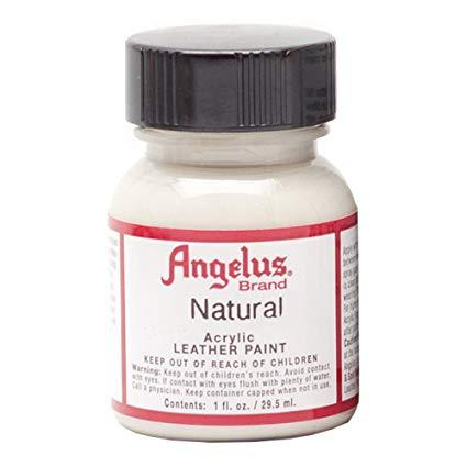 Angelus Acrylic Leather Paint (Natural)