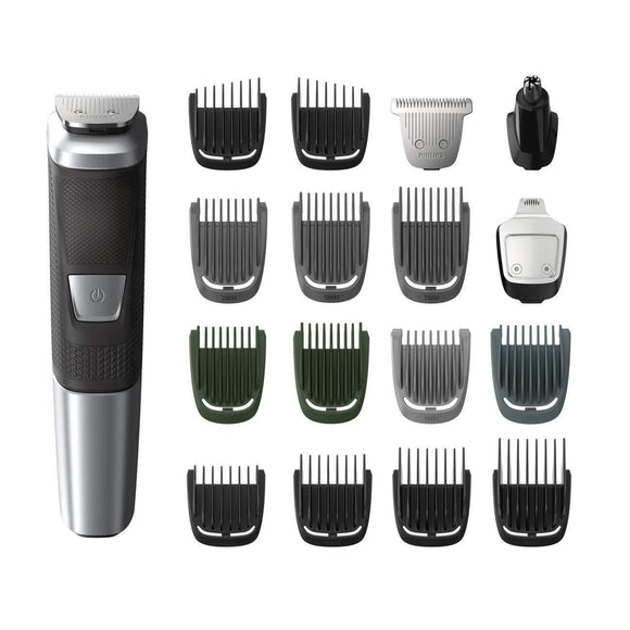 Philips Norelco Multi Groomer MG5750/49 - 18 piece