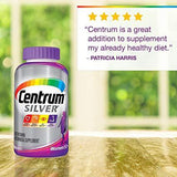 Centrum Women (200 Count) Multivitamin / Multimineral Supplement Tablet, Vitamin D3