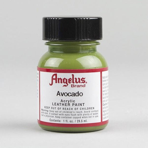 Angelus Acrylic Leather Paint (Avocado)