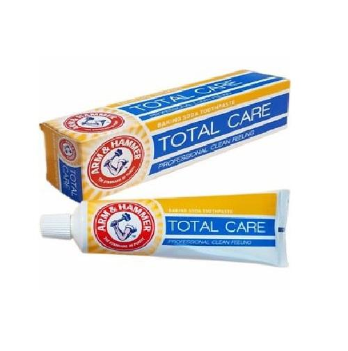 Arm & Hammer Total Care Baking Soda Toothpaste 125g