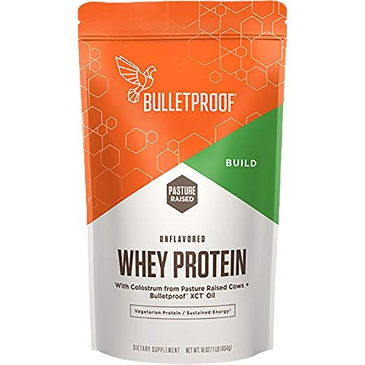 Bulletproof Unflavored Whey Protein 16 oz