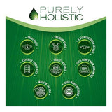 Purely Holistic Phytoceramides with Rice (60 Veggie Capsules)