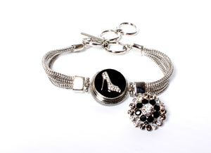 SPARKLE SNAPS....CHANGE YOUR JEWELLERY IN A SNAP