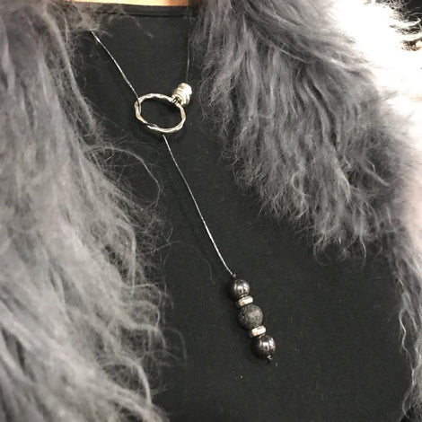 GYPSY SPIRIT NECKLACE AND EYEGLASS HOLDER