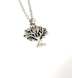 Tree of Life Charm Necklace