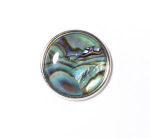 SPARKLE SNAP-Abalone Shell