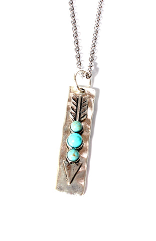 BOHO Arrow Necklace