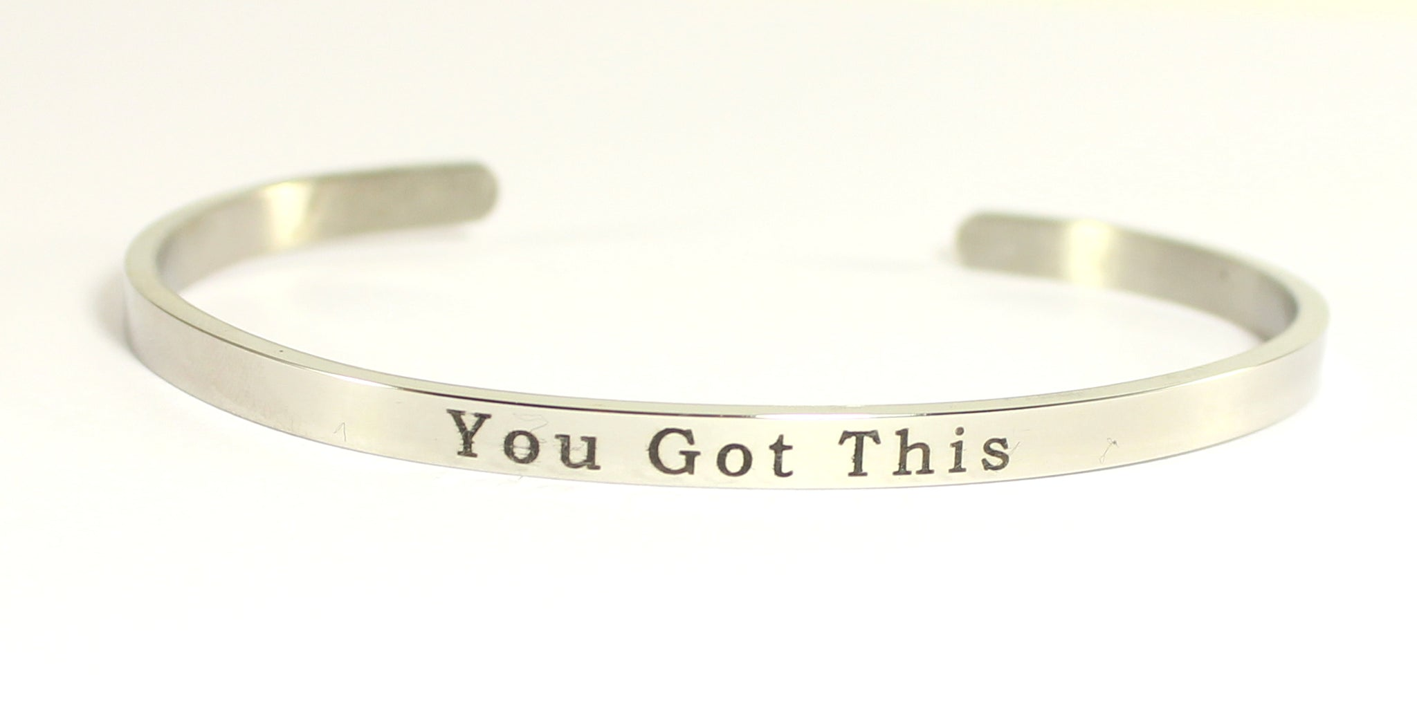 Love Your Life Message Bracelet-You Got This