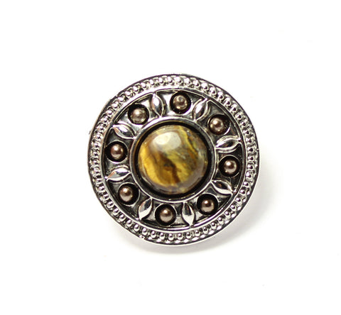 Sparkle Snap-Tiger Eye