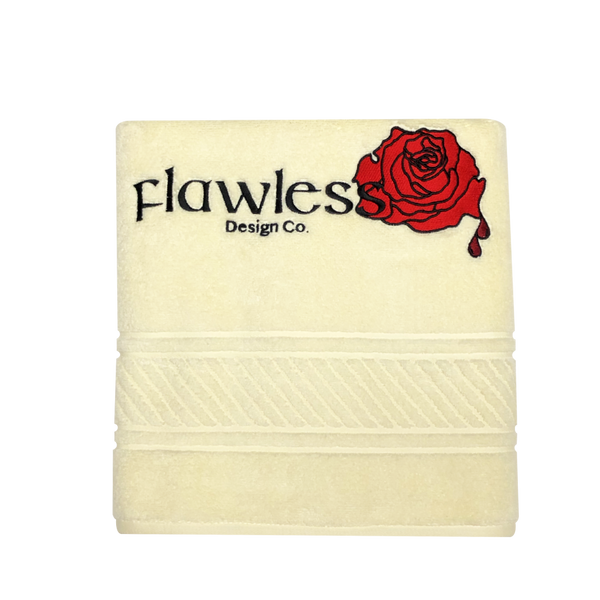 Flawless Icon Bath Towel